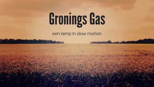 Groningen Gas Field, a disaster in slow motion, interactive doc.