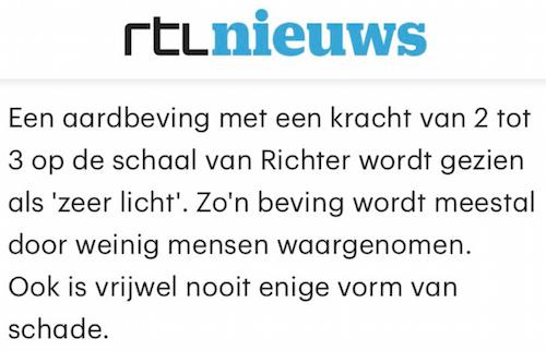 RTL Nieuws haalt zijn info van Wikipedia aangaande RIchter en heeft geen idee waar ze het over heeft.